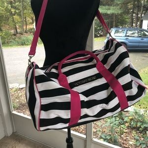 Victoria's Secret Duffle Bag w/ FREE Silk Bag